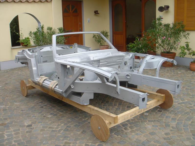 Neuer Rahmen - Referenzbilder   zroadster.com - BMW Z1 Z2 Z3 Z4 Z8 M ...